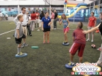 2013 June Interactive Youth Sports Clinic w/ the NATA