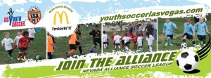 Nevada Alliance Soccer League Now Registering for Spring 2016