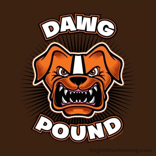 Dawg Cake