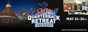 Steve Clarkson Quarterback Retreat San Diego