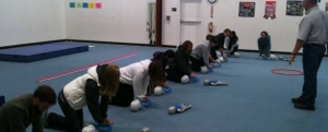 CPR/AED/First Aid Certification Coaches, Team Moms, League Administrators