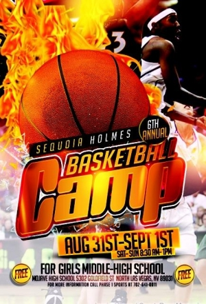 6th Annual Sequoia Holmes' Basketball Camp