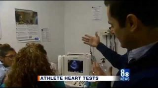 LV Sportz Foundation hopes heart screenings will be standard