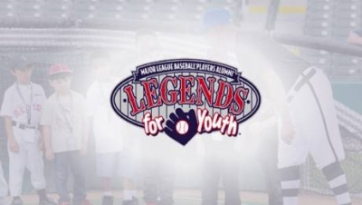 FREE Legends for Youth Clinic presented by the Major League Baseball Players Alumni Association