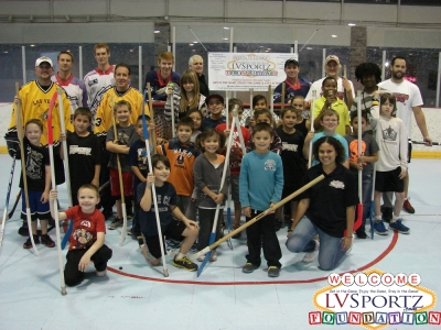 First Ever Total Youth Hockey Experience A Huge Success