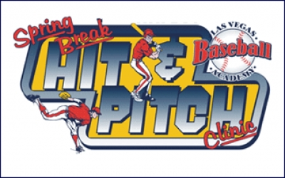 23rd Annual Spring Break Hitting & Pitching Clinic