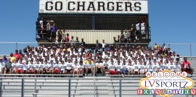 LVSF Partners with Day of Champions for Free 2 Day Football Camp