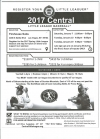 Central Little League Spring 2017