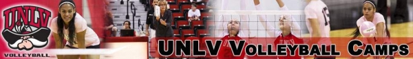 Rebel Volleyball To Host Nine Youth/High School Summer Camps