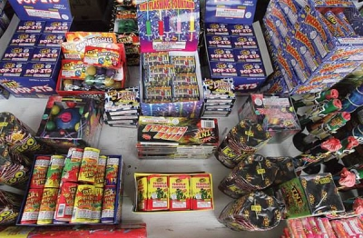 Need Fireworks? Why Not Help Out Some Local Youth Sports Organizations When Buying Yours?